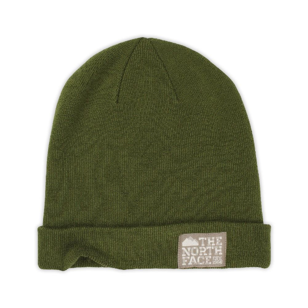 The North Face Dock Worker Beanie Scallion Green 87c62672984