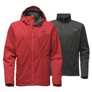 The North Face Arrowood Triclimate Jacket Men's Cardinal Red