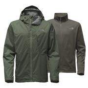 The North Face Arrowood Triclimate Jacket Men's Climbing Ivy Green