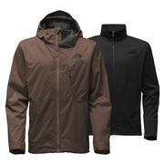 The North Face Arrowood Triclimate Jacket Men's Coffee Bean Brown