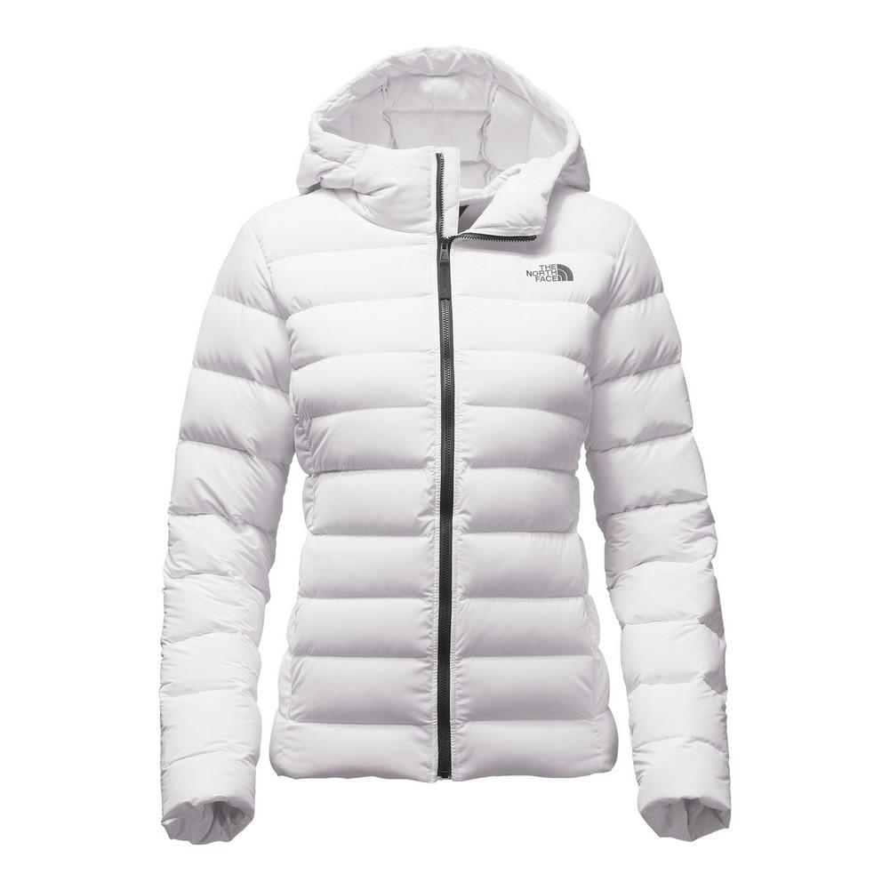 f0d7b5269303 ... discount the north face stretch down jacket womens tnf white 84181 70862