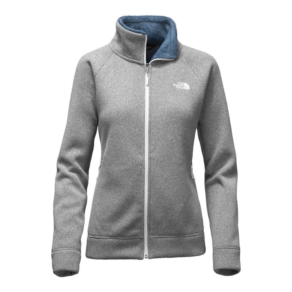 The North Face Crescent Raschel Full Zip Jacket Womens
