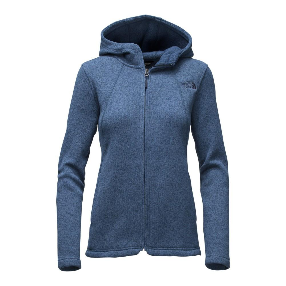 ca1f9a82998 The North Face Crescent Full Zip Hoodie Women's