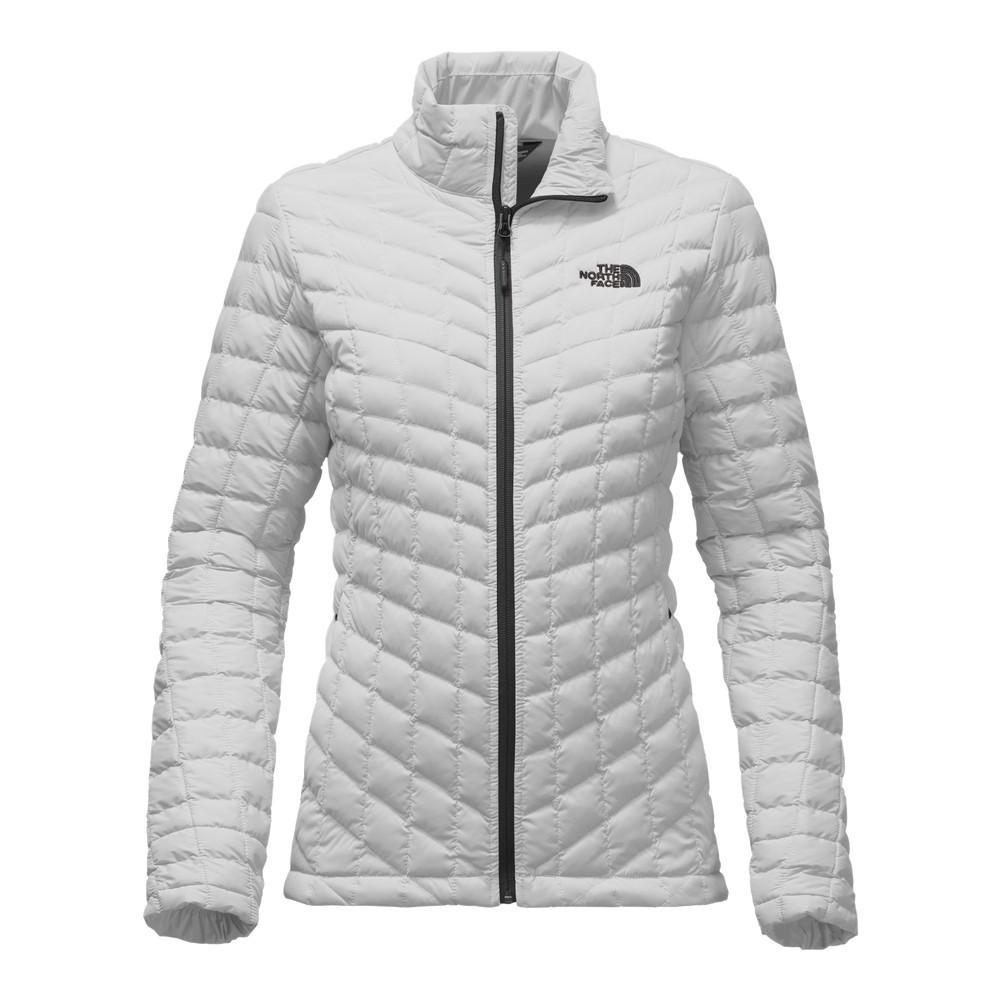 abdda1b636f6 The North Face Stretch Thermoball Full Zip Women s Lunar Ice Grey