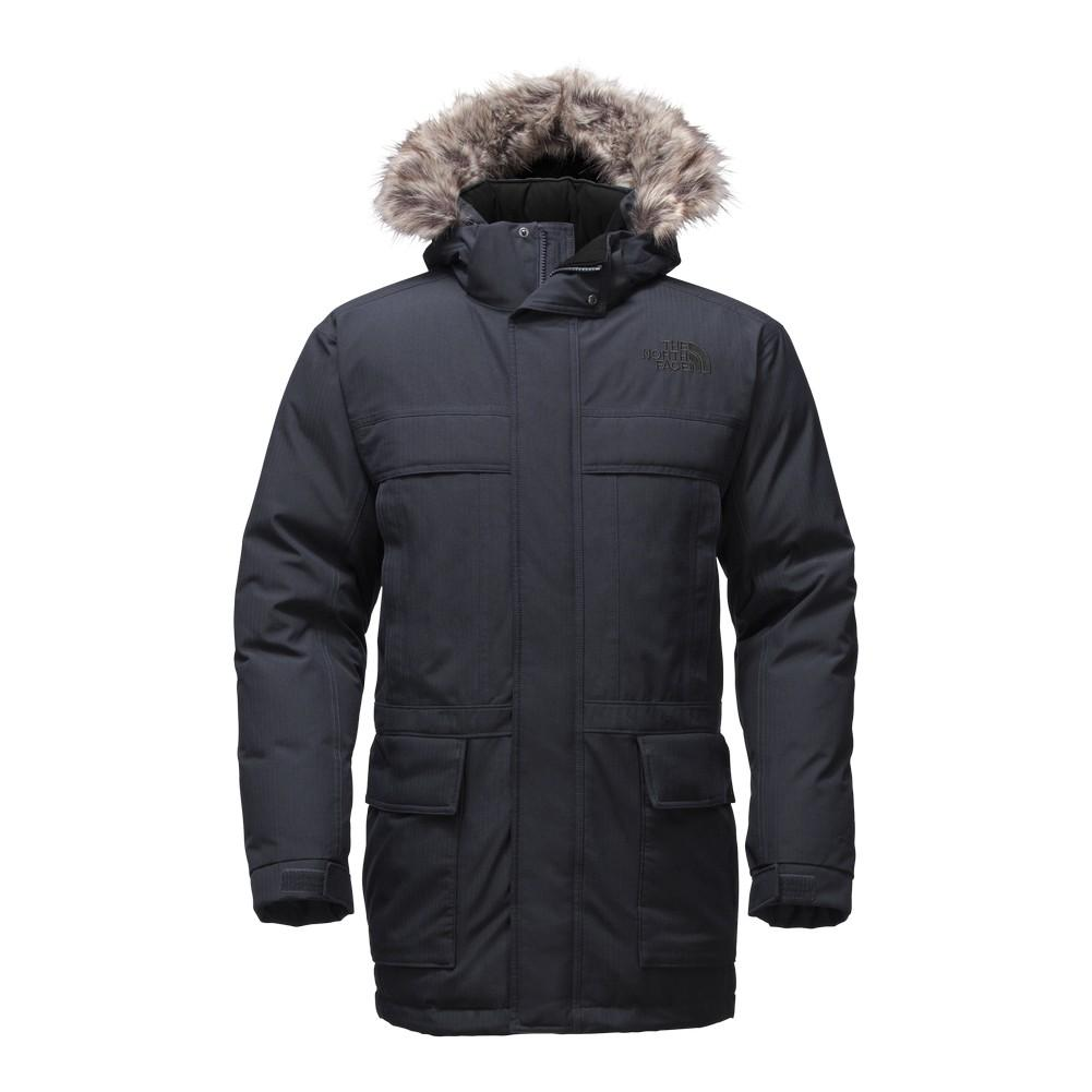 The North Face Mcmurdo Parka II Men s Urban Navy Heather ... 94d91b0da43b