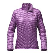 The North Face ThermoBall Full-Zip Jacket Women's Bellflower Purple