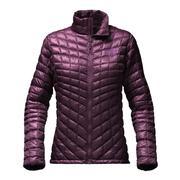 The North Face ThermoBall Full-Zip Jacket Women's Blackberry Wine