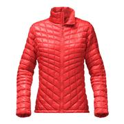 The North Face ThermoBall Full-Zip Jacket Women's Cayenne Red