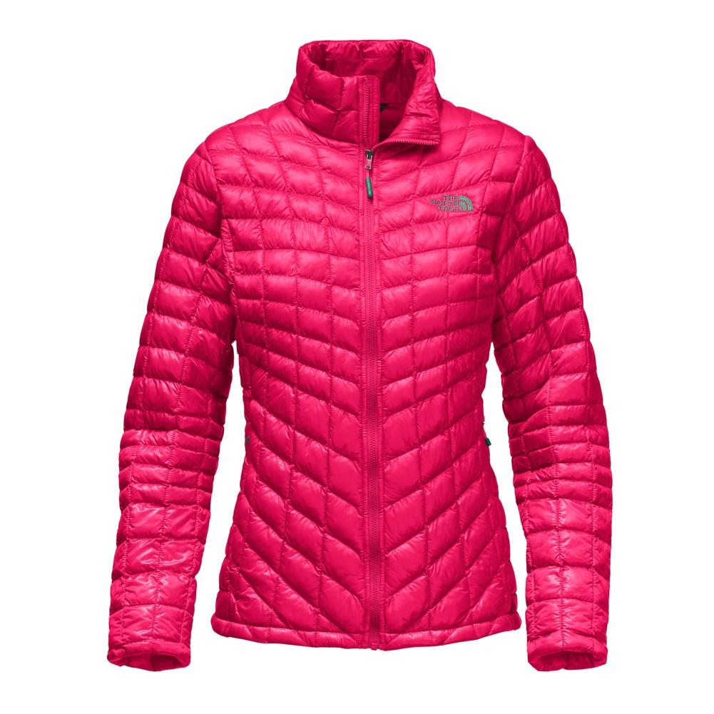 0afc825ec8d The North Face ThermoBall Full-Zip Jacket Women's Cerise Pink