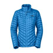 The North Face ThermoBall Full-Zip Jacket Women's Clear Lake Blue