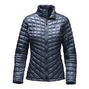 The North Face ThermoBall Full-Zip Jacket Women's Cosmic Blue/Arctic Ice Blue