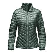 The North Face ThermoBall Full-Zip Jacket Women's Darkest Spruce