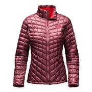 The North Face ThermoBall Full-Zip Jacket Women's Deep Garnet Red