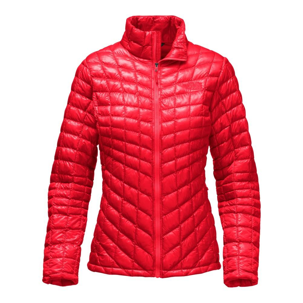 cb728ff048 The North Face ThermoBall Full-Zip Jacket Women s High Risk Red ...