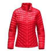 The North Face ThermoBall Full-Zip Jacket Women's High Risk Red