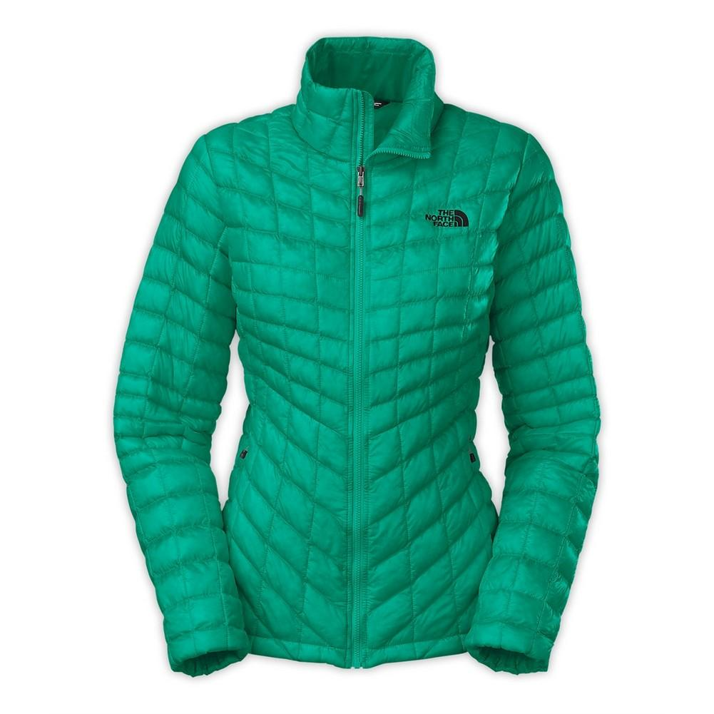 e5fd1997813c The North Face ThermoBall Full-Zip Jacket Women s Kokomo Green