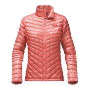 The North Face ThermoBall Full-Zip Jacket Women's Rose Red