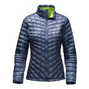 The North Face ThermoBall Full-Zip Jacket Women's Shady Blue