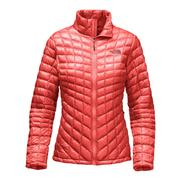 The North Face ThermoBall Full-Zip Jacket Women's Spiced Coral
