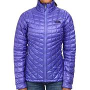 The North Face ThermoBall Full-Zip Jacket Women's Starry Purple