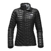 The North Face ThermoBall Full-Zip Jacket Women's TNF Black/TNF Black Shiborini Print