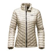 The North Face ThermoBall Full-Zip Jacket Women's Vaporous Grey