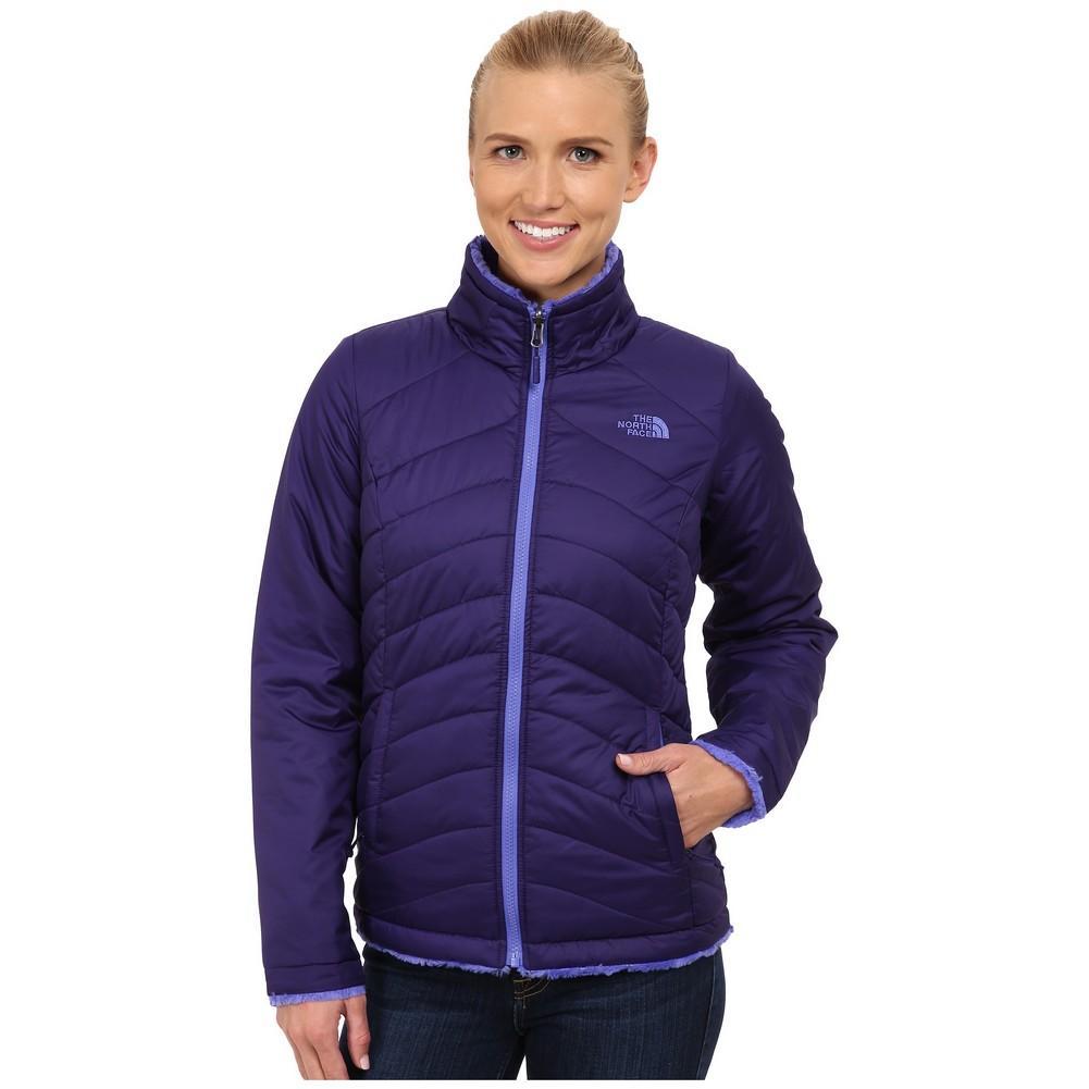06ff4ba61329 The North Face Mossbud Swirl Triclimate Jacket Women s Starry Purple Garnet  purple