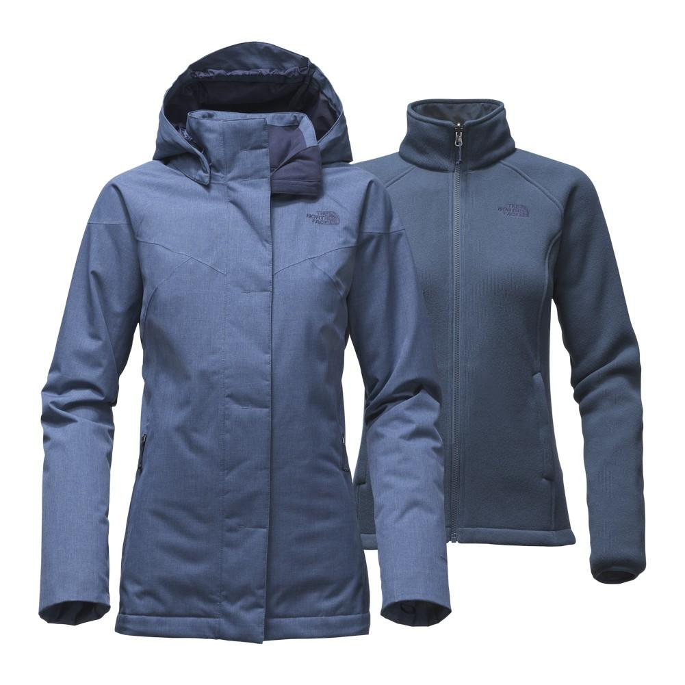 4ff8ce1d0a The North Face Kalispell Triclimate Jacket Women s Shady Blue Heather