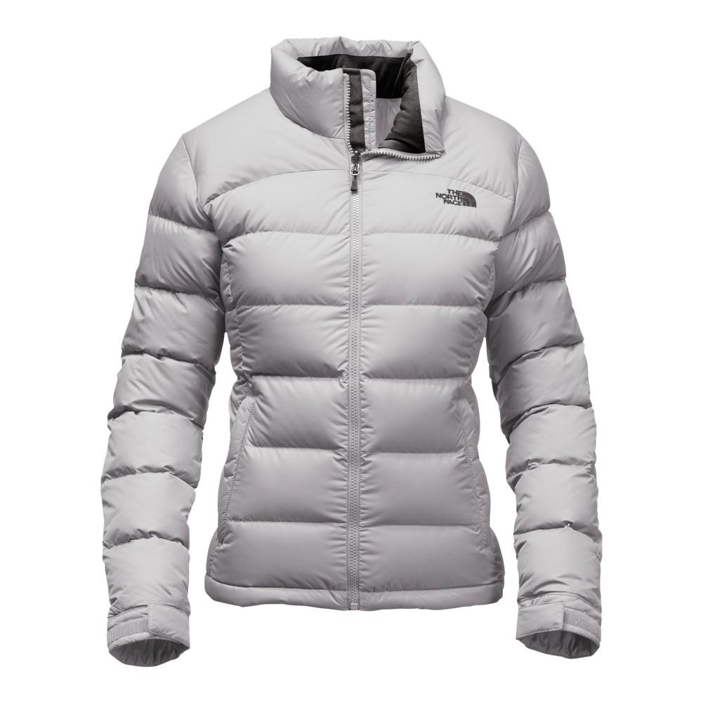 865bf44e1b The North Face Nuptse 2 Jacket Women s Lunar Ice Grey