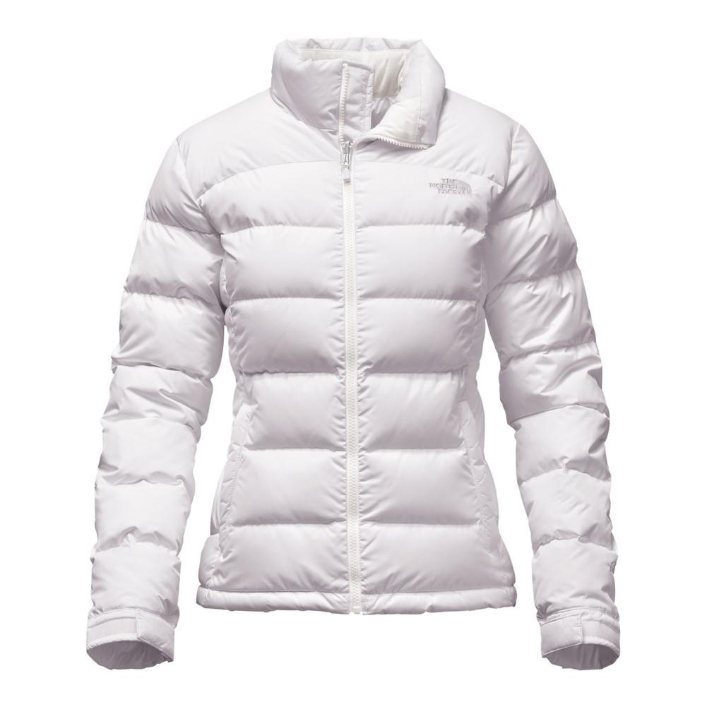 The North Face Nuptse 2 Jacket Women s TNF White e9c29b2b5