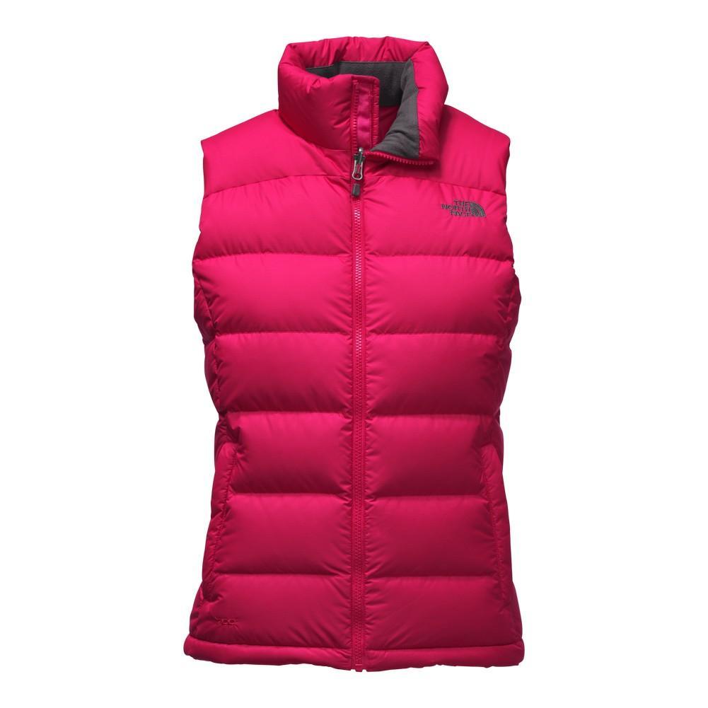 e8581352129f The North Face Nuptse 2 Vest Women s Cerise Pink