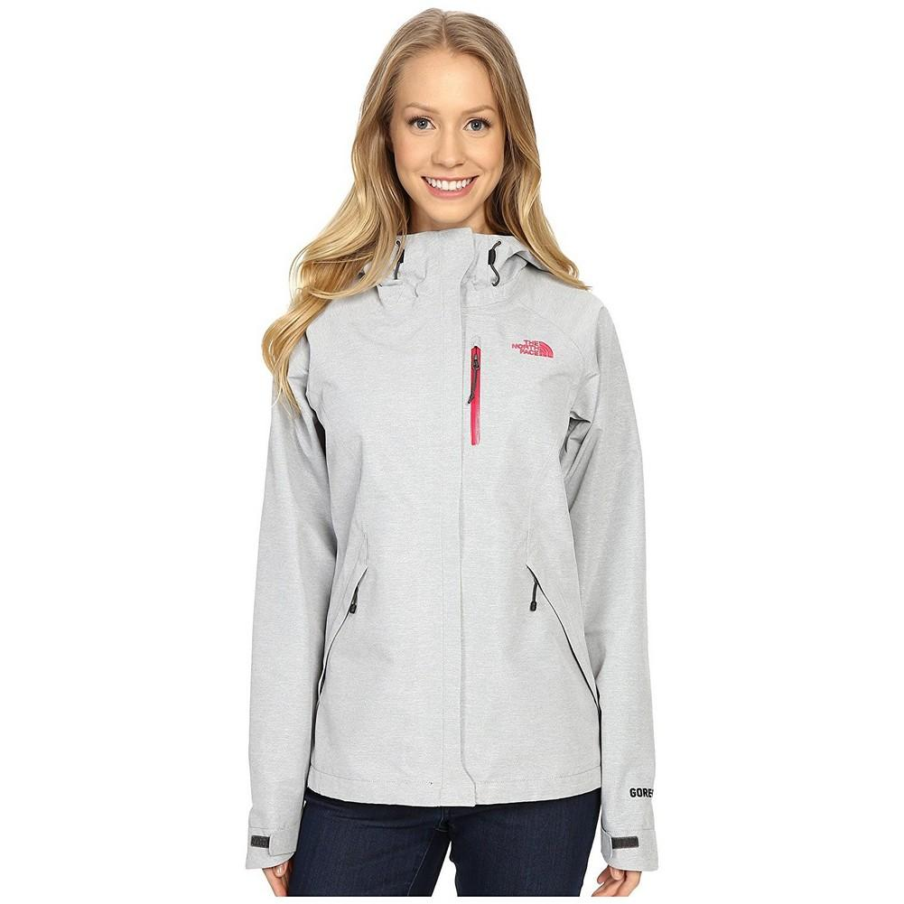 ee0aacc8c99 The North Face Dryzzle Jacket Women s High Rise Grey Heather