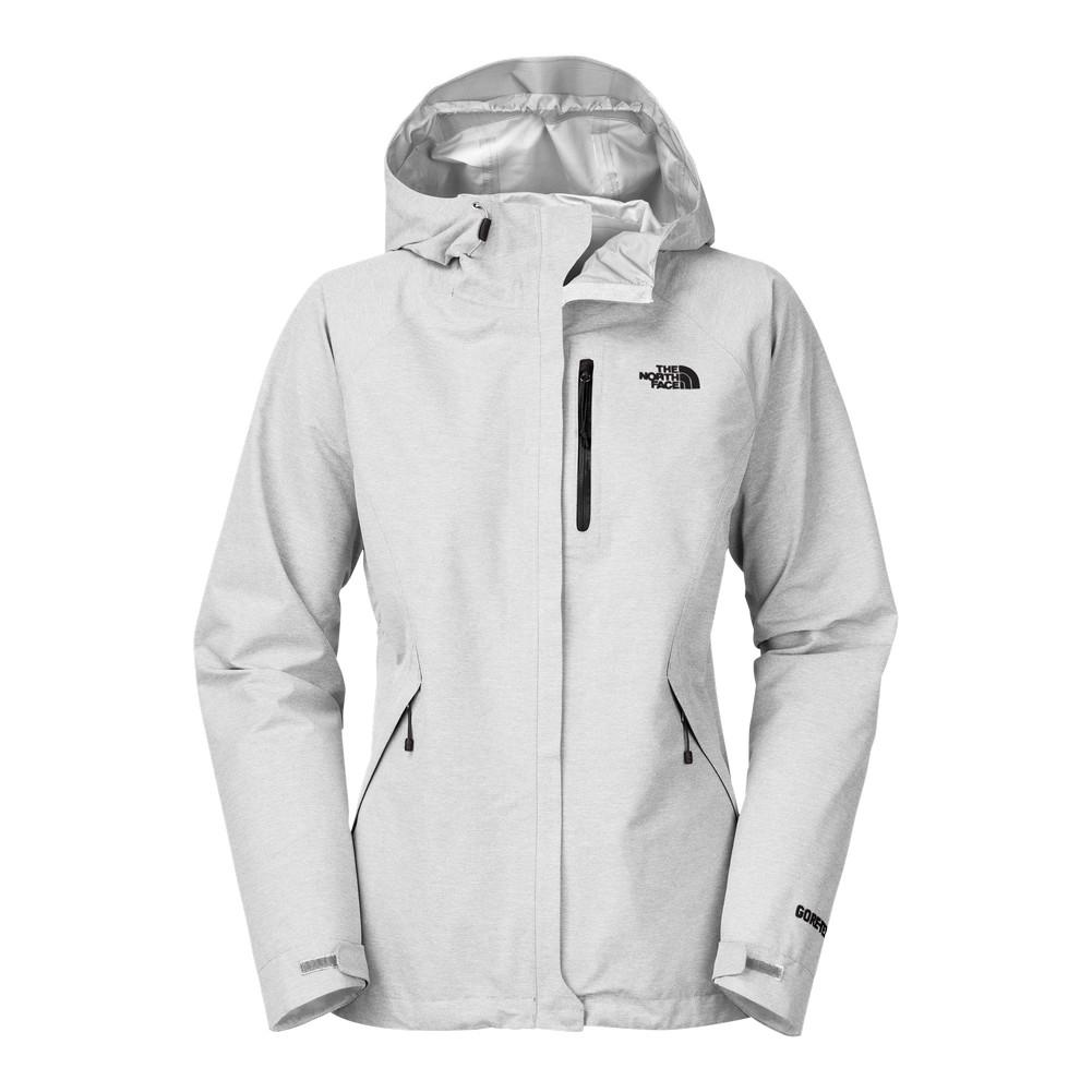 7c3b715c7e73 The North Face Dryzzle Jacket Women s Lunar Ice Grey Heather