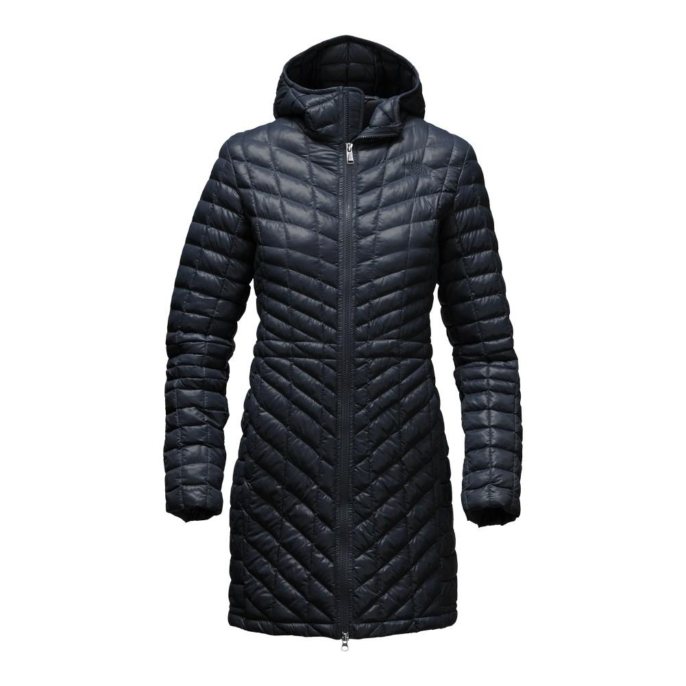 1ddc337234f3 The North Face Thermoball Hooded Parka Women s Urban Navy