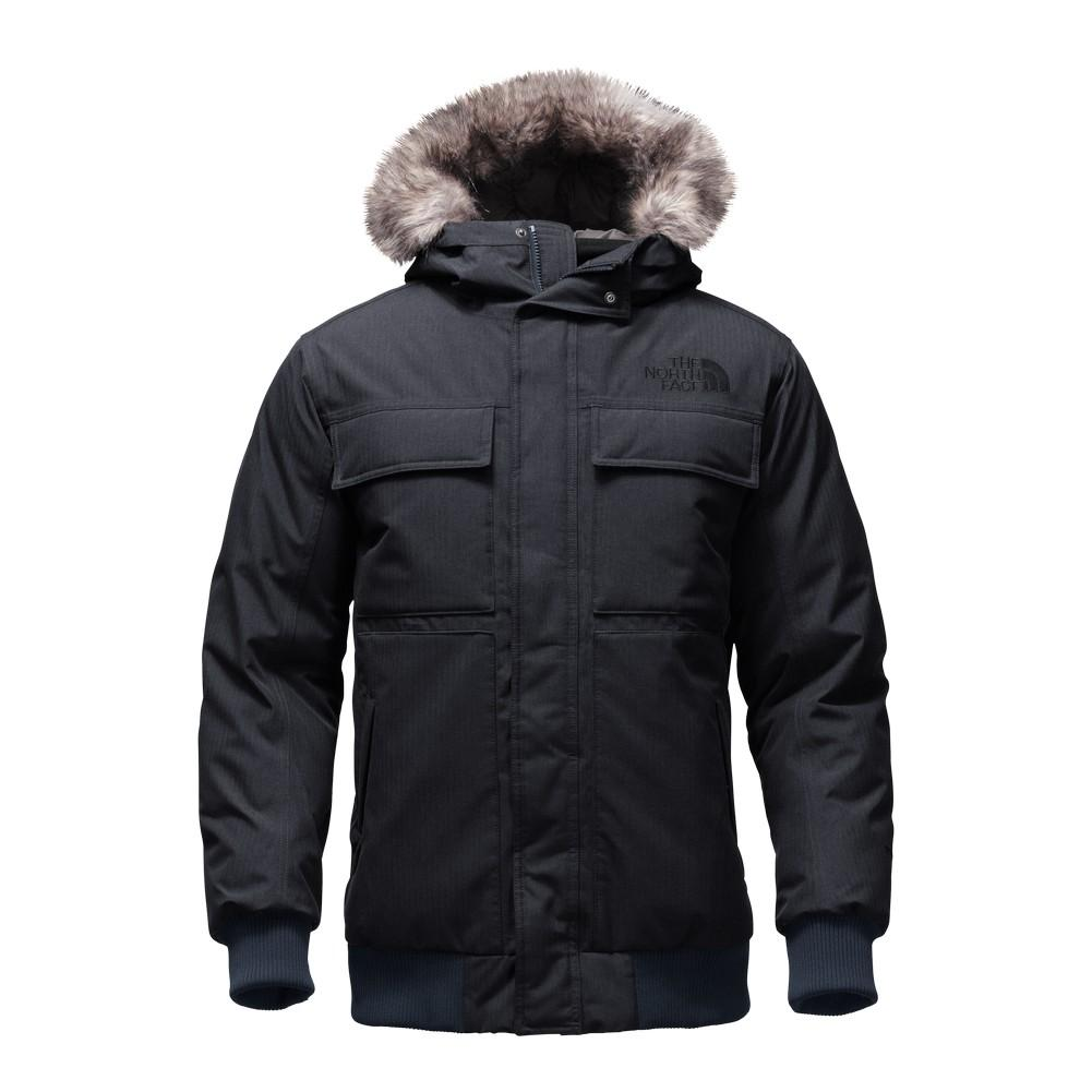 North face gotham jacket women's black