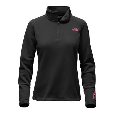 The North Face Pink Ribbon Glacier 1/4-Zip Women's