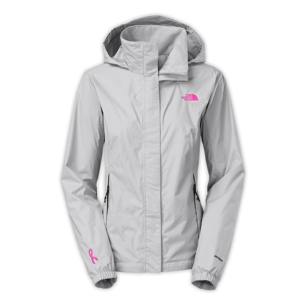 The North Face Pink Ribbon Resolve Jacket Women S