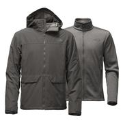 The North Face Canyonlands Triclimate Jacket Men's Asphalt Grey