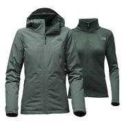 The North Face Highanddry Triclimate Jacket Women's Balsam Green/Darkest Spruce