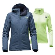 The North Face Highanddry Triclimate Jacket Women's Shady Blue