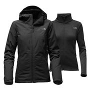 The North Face Highanddry Triclimate Jacket Women's TNF Black