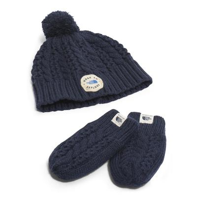 The North Face Baby Minna Collection Beanie/Mittens Youth