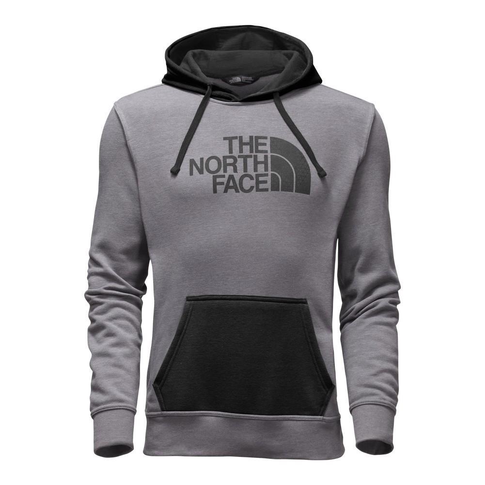 2ee3f0c213 The North Face Mac-Vey Pullover Hoodie Men's TNF Medium Grey Heather