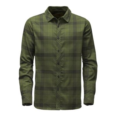 The North Face Long-Sleeve Approach Flannel Shirt Men's