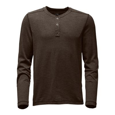 The North Face Long-Sleeve Copperwood Henley Shirt Men's