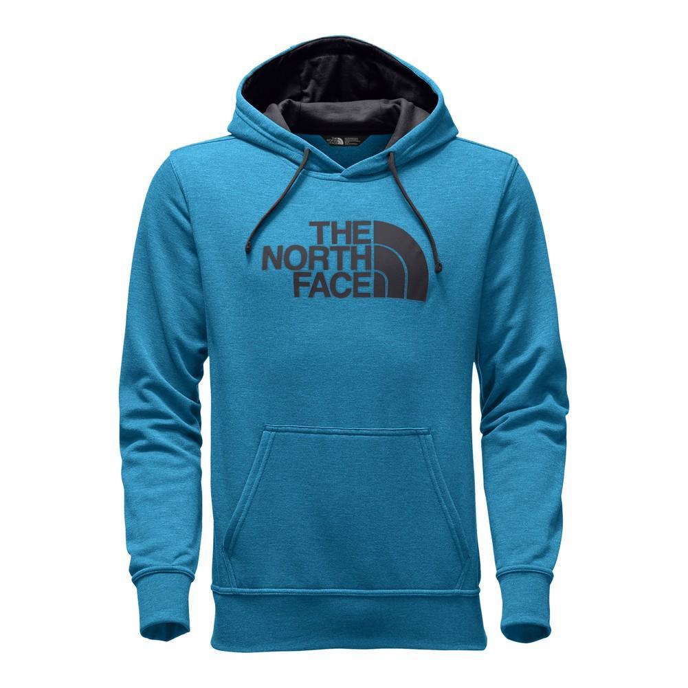 41726bdf4 The North Face Half Dome Hoodie Men's Blue Moon Heather/Asphalt Grey ...