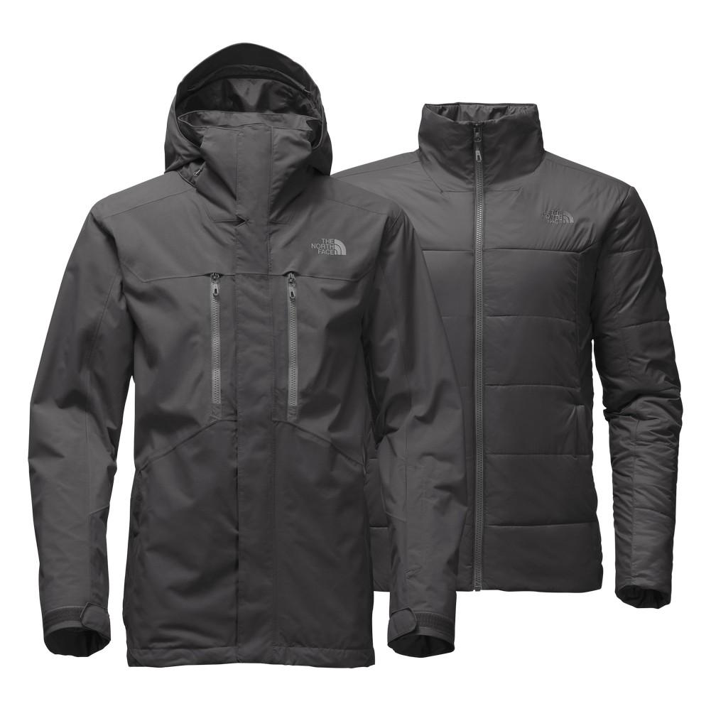 8f11fc411d The North Face Clement Triclimate Jacket Men s Asphalt Grey ...
