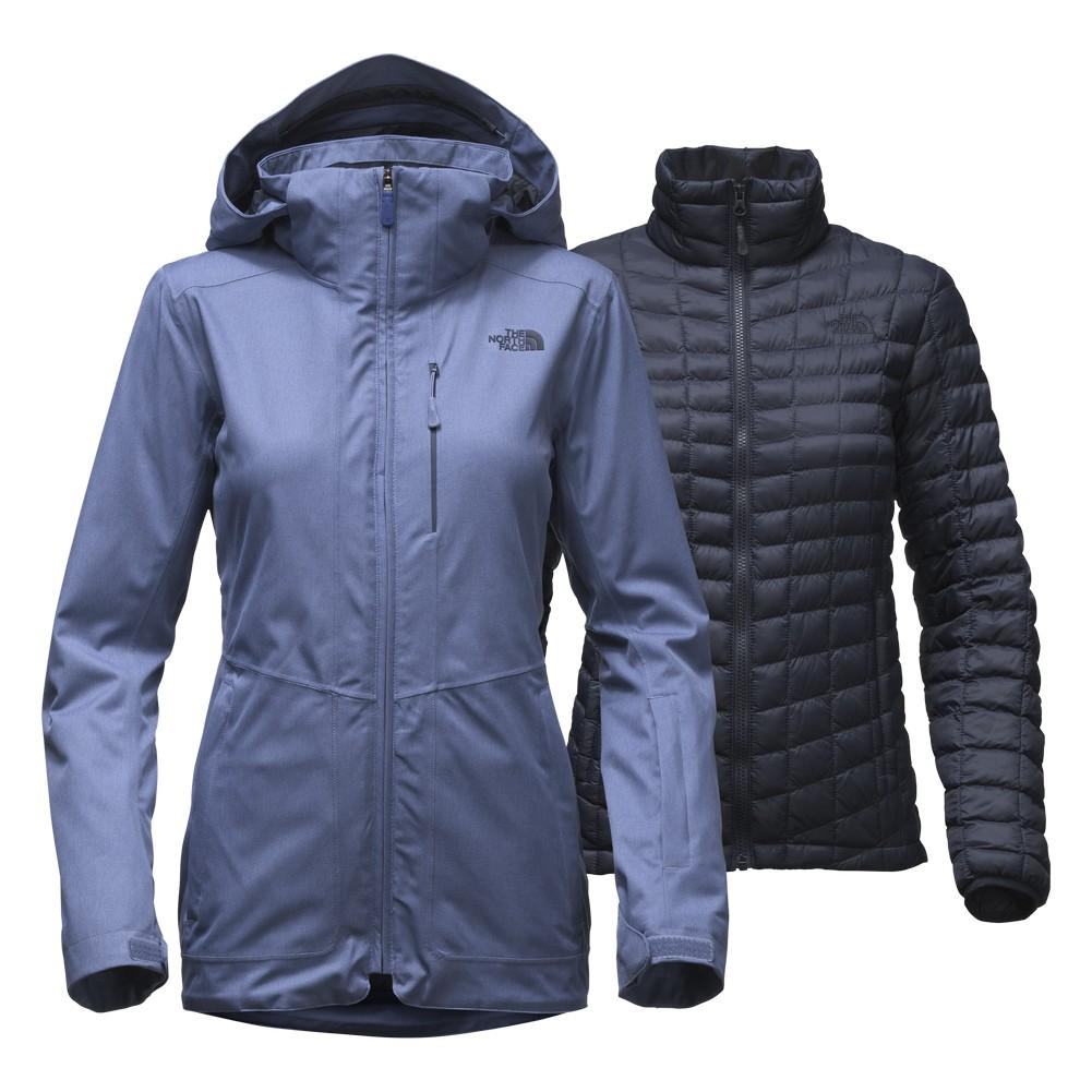 d5b5eb0ac The North Face Thermoball Snow Triclimate Parka Women's
