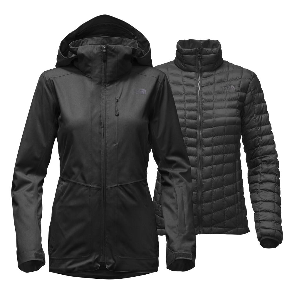f283dd80e The North Face Thermoball Snow Triclimate Parka Women's