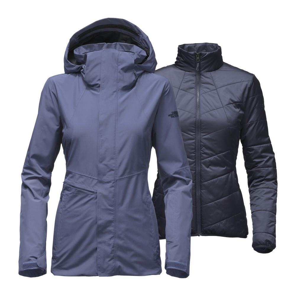 a410e9cd36 The North Face Garner Triclimate Jacket Women s Coastal Fjord Blue